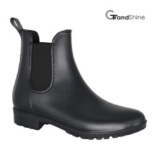 Women′s Injection Swing PVC Riding Boots