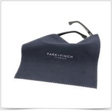 Logo Printed Microfiber Sunglasses Cleaning Cloth