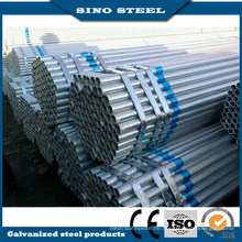 ASTM Mildes rechteckiges / quadratisches / rundes Stahlrohr