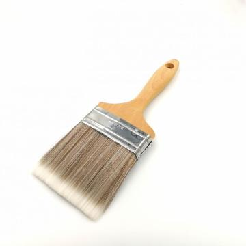 Wood Handle Wall Flat Paint Penslar