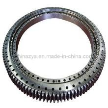 Rolamento de giro da combinação do rolo / esfera de Zys para a máquina de mineração