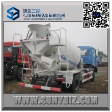 DFAC 1000 Litre Cummins Engine Concrete Mixer Truck