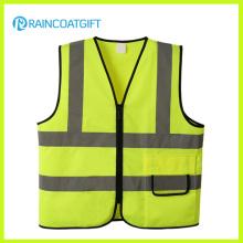 Umwelt Neon Green Sicherheitsweste