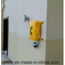 Téléphone téléphonique industriel Appel d'urgence Téléphone résistant aux intempéries