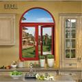 Round arch aluminum window price