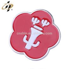 China manufacture custom metal enamel lapel pin with custom