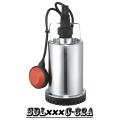 (SDL250C-6) Venda quente 750W plástico portátil doméstico bomba submersível para água limpa