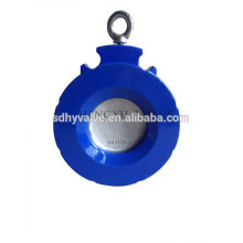 DN50 GG25 body PN16/JIS10K single disc. wafer swing check valve