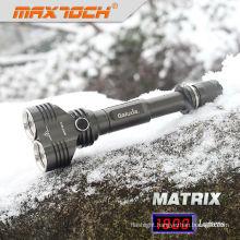 Maxtoch MATRIX Dual Head Broad View 1800LM XML U2 High Power Flashlight LED
