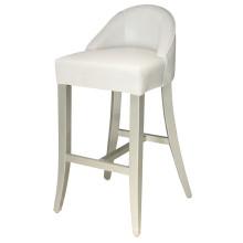 White Bar Chair Hotel Furniture