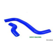 Entrada de ar de mangueira de radiador de silicone azul para Toyota Levin Ae111 / Ae101g