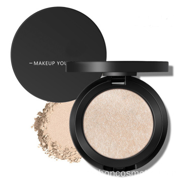 Marca privada Highlighter blusher Powder Palette Makeup Glow