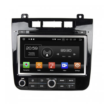 android car multimedia voor TOUAREG 2011-2014