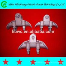 pince de suspension 5.08-15.6 mm en alliage d'aluminium