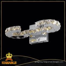 Modern Decoration Home Crystal LED Wall Light (MB77057-10)