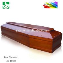 cercueils de bois massif à l'italienne