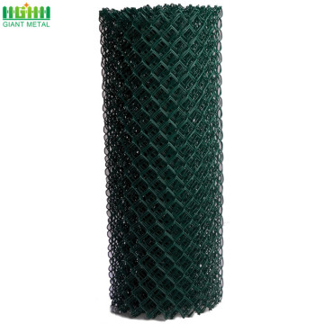 PVC PVC Coated Chain Link Fencing