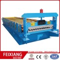 Corrugated cold roof sheet rolling machine