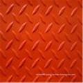 2016 China Wholesale Non Slip Promotional Rubber Floor Mat Checker Mats