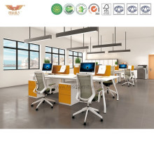New Style Office Workstation Cubicles Office System Office Partition (S-02-1X4)