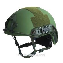Capacete balístico à prova de balas kevlar do capacete balístico do NIJ IIIA RÁPIDO para o exército militar