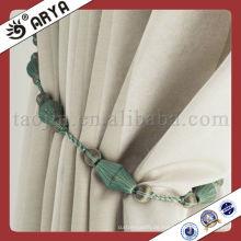 Großhandelsart und weise dekoratives Seil für Vorhang-Vorhänge, Hauptdekor und Vorhang-Valance befestigen und verschönern