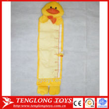 Lovely animal kids height measure with sticker