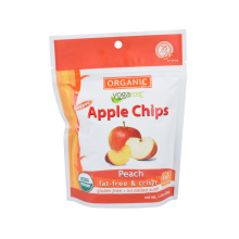 Doypack Eco-Friendly Product Flexible Coffee Tea Snack Fruit Tobacco Aluminium Foil Zipper Packaging Bag