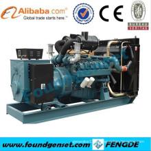 360kw Doosan diesel generator,450kva Doosan diesel generator