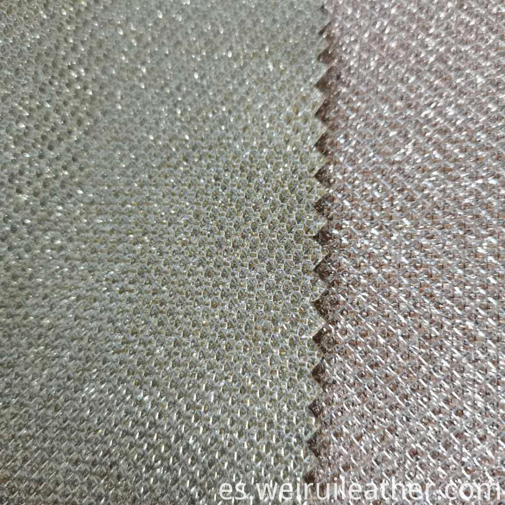 Diamond Grain Pu Leather