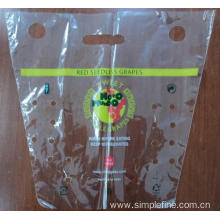 Low Density Polyethylene Grape Bag