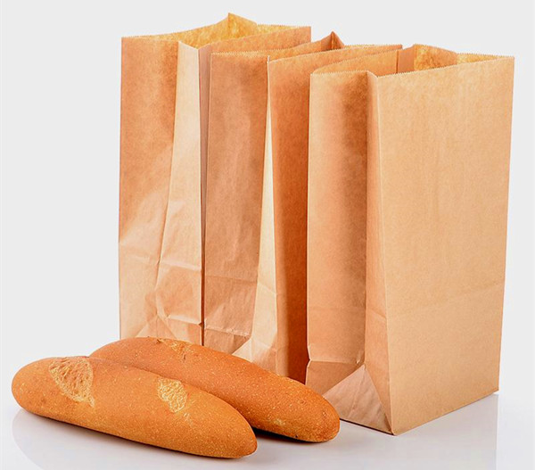 Brown Bread Bags