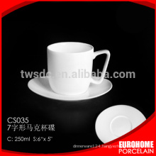 wholesale fine porcelain discount hotel use chinese tea cup