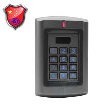 Double Doors 2 relays door access control Metal Case IP68 Waterproof Keypad smart rfid Key tag entry lock