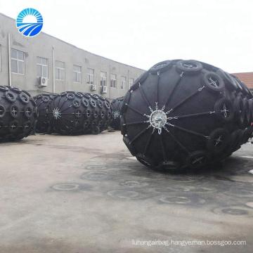 pneumatic Yokohama boat rubber fender made in China