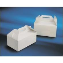 Cake Box / Takeaway Caixa Take Away Food Box Recipiente para Alimentos, Biscoitos Embalagem Cage Noodle Box