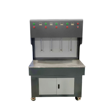Efficient 4-head Individually liquid silicone mixing machine