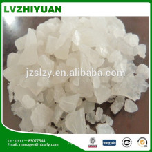papel de fornecimento de fábrica fazendo sulfato de alumínio 16% CS250T