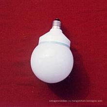Dpherical тип 9-15W, энергосберегающая лампа для стандартных типов гнезд