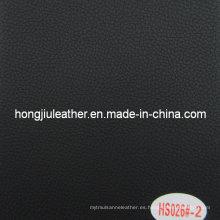 Piel sintética de microfibra de polímero para yate (Hongjiu-HS026 #)