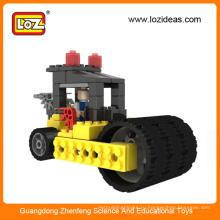 LOZ DIY Пластиковый экскаватор для грузовиков