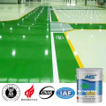 CHANGZHOU YMS High Build Film Self Leveling Epoxy Floor paint for workshop, Factory warehouse