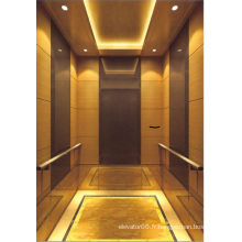 Ascenseur d'ascenseur de passager Mr & Mrl miroir gravé Aksen Ty-K113