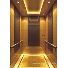 Passenger Elevator Lift Mr & Mrl Mirror Etched Aksen Ty-K113