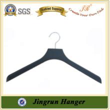 Hot sale reliable supplier plastic fashion clothes hanger