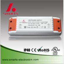 ip20 plastic case constant voltage led driver for led panel lights 12v 3a