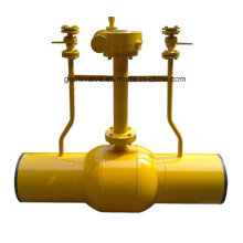 Pn25 Dn50-600 Underground Ball Valve with a Diffusion Function (GFQ361F)