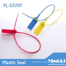 Joint en plastique haute sécurité avec serrure métallique