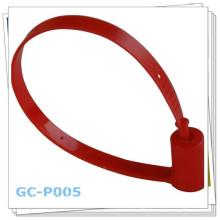 GC-P005 cash bag plastic strap security seals