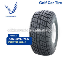 Электрические гольф автомобиля шины бескамерные